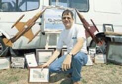 Los Angeles'lı Stuart Kline Türk havacılık tarihini yazdı