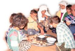 Sınıflar arası tek düzenli yardım: Giyecek