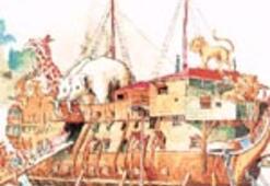 Nuh'un Gemisi Ağrı'ya