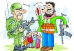 Filistin askıda