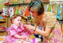 Annelere ve kızlarına özel