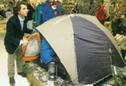 'Kamp yaparken aklımıza geldi'