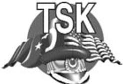 TSK'nın buradan görünüşü...