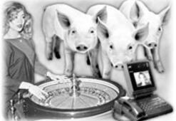 Sahibinden domuz, rulet vs.