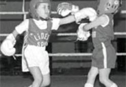 Çocuklar boks yapar mı