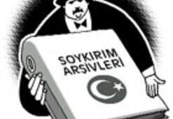 Yine Ermeni çalışıyor, yine Türk seyrediyor...