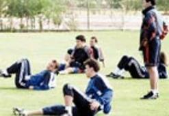 Antalya'ya futbolcu yağacak