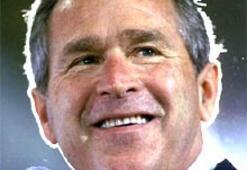 Babasından sonra bu kez oğul Bush