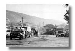 Denizli dağlarında Karataş operasyonu