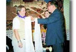 Milliyet Tibet basınında