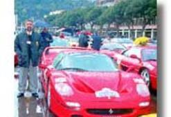 Avrupalı Ferraristler