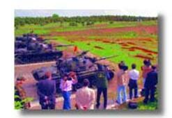 Tank 2000 yolda