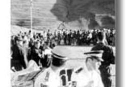 Atatürk Silueti Gölgesinde şenlik