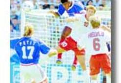 Fransa fire vermedi: 2-1