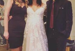 Kaan Tangöze evlendi