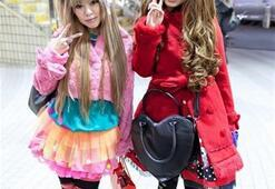 Tokyonun sokak modası
