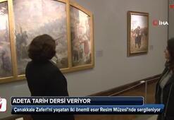 İki önemli eser Resim Müzesi'nde sergileniyor