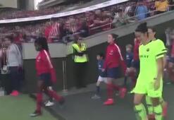 Atletico Madrid ve Barcelonanın kadın futbol takımlarından yeni rekor