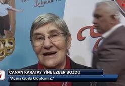 Canan Karatay yine ezber bozdu