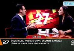 Seçim günü küskün CHPli seçmeni sandığa gitmeye nasıl ikna edeceksiniz