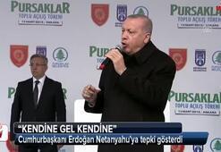 Cumhurbaşkanı Erdoğandan sert tepki