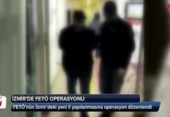 FETÖ'nün İzmir'deki yeni il yapılanmasına operasyon: 42 gözaltı