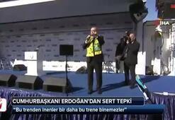 Erdoğan'dan AK Parti'den ayrılanlara sert tepki