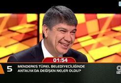 Menderes Türel belediyeciliğinde Antalya'da değişen neler oldu