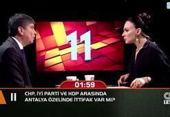 CHP, İYİ Parti ve HDP arasında Antalya özelinde ittifak var mı
