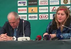 Obradovic: Hücumda kötü oynayarak maçı kaybettik