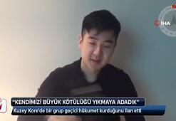 Kuzey Korede bir grup geçici hükumet kurduğunu ilan etti