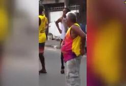 Rio Karnavalındaki dansçı, Ronaldinhoya benzerliğiyle dikkat çekti