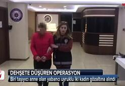 İstanbul'da dehşete düşüren operasyon