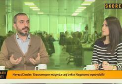 Nevzat Dindar: Diagne gol atamadığı için bunalıma girmiş gibi...