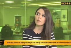 Nevzat Dindar: Erzurumspor maçında sağ bekte Nagatomo oynayabilir