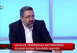 Serdar Ali Çelikler: Fenerbahçe düşmez diye diye gidecek