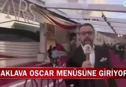 Oscar ödüllerine saatler kaldı Türk yemekleri damga vuracak