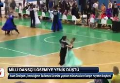 Lösemi tedavisi gören milli dansçı Kaan, yaşamını yitirdi