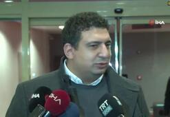 Ali Şafak Öztürkten hakeme sert tepki