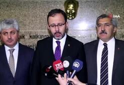 Bakan Kasapoğlu: İskenderun bizim için çok önemli