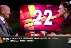 CHP sizi neden İzmir Büyükşehir Belediye Başkan Adayı yaptı