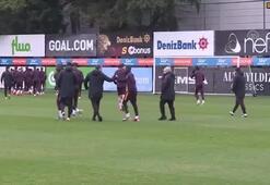 Galatasarayda Benfica hazırlıkları tamam