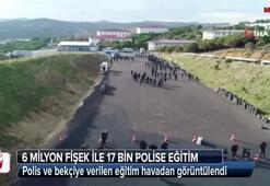 İstanbul'da polislere 3 yılda 6 milyon mermi ile eğitim
