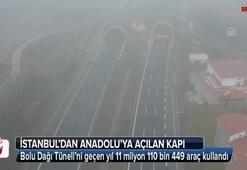 İstanbulun Anadoluya açılan kapısından milyonlarca araç geçti