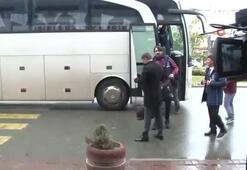 Trabzonspor, İstanbula gitti