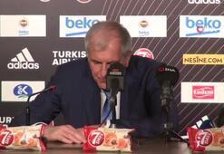 """Zeljko Obradovic: """"Bugün oynama şeklimizden çok memnunum"""""""