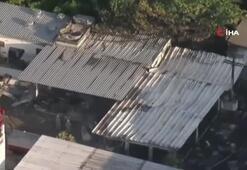 Brezilya'da korkunç yangın: 10 çocuk öldü