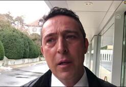Fenerbahçe Başkanı Koçtan UEFA açıklaması