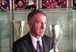 Trabzonspor Başkanı Ahmet Ağaoğlundan UEFA açıklaması