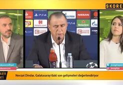 Nevzat Dindar: Mustafa Cengiz başkan benim mesajını verdi